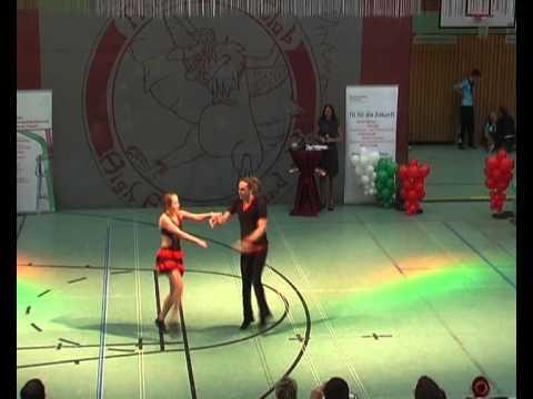 Alina Theodorou & Sebastian Schneider - Landesmeisterschaft NRW 2013