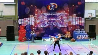 Nadine Stünkel & Sebastian Rott - Teddybears-Cup 2014