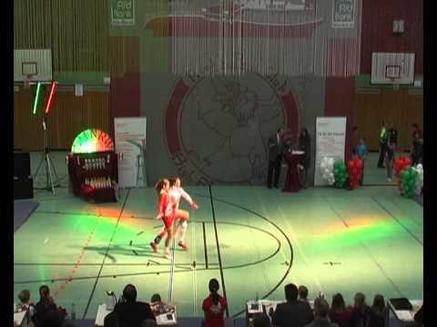 Emelie Bollenhoff & Levi Ellmers - Landesmeisterschaft NRW 2013