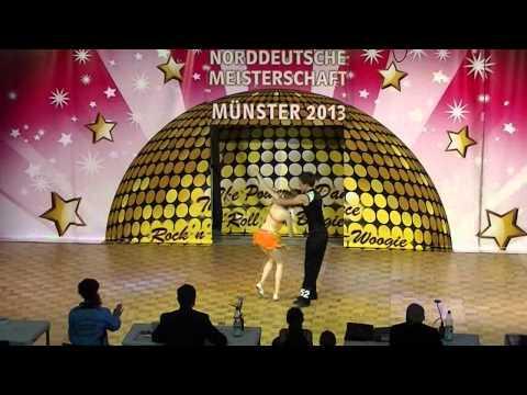 Shirley Urban & Sebastian Mattern - Norddeutsche Meisterschaft 2013