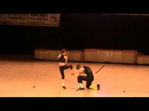 Steinar Berg & Anne Ragnhild Olstad - World Masters Döbeln 2011