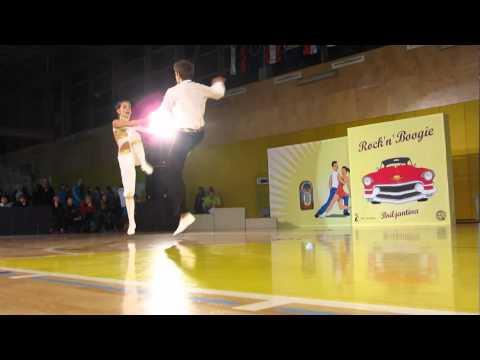Zsófia Oravecz & Tamás Vajda - World Cup Ljubljana 2012