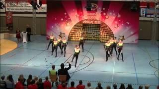 Royal Dancers - Süddeutsche Meisterschaft 2013