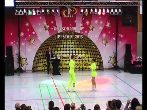 Chiara Pütz & Christopher Pütz - Deutschland Cup 2013