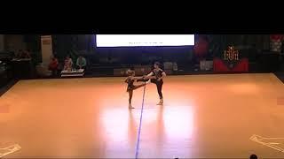 Aleksandra Kiseleva & Maksim Taran - World Cup Budapest 2017