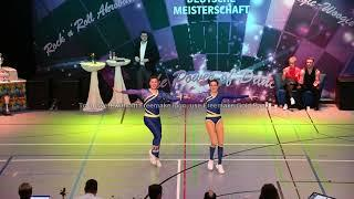 Julia Birkholz & Jan Marc Jacobi - Deutsche Meisterschaft 2019