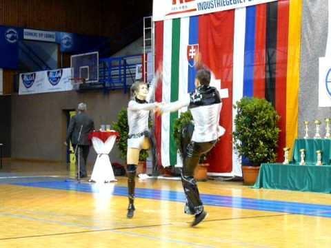 Laurine Chapui & Marvin Rabehi - World Cup Oberwart 2007