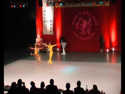 Jasmin Hapfelmeier & Max Draszczyk - Großer Preis von Deutschland 2011