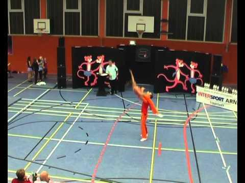 Marion Liskatin & Stephan Schlüter - Pink Panthers  Rock 'n' Roll Turnier 2011
