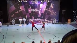 Vanessa Gottschall & Christian Lehr - Deutsche Meisterschaft 2018
