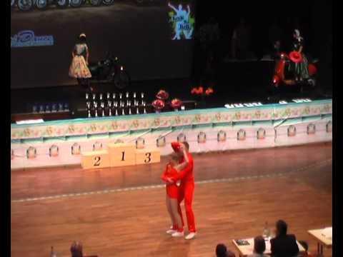 Marina Elvers & Jens Wedemeyer - Süddeutsche Meisterschaft 2011