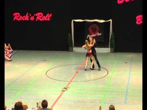 Nantje Frerichs &  Stefan Gall - Landesmeisterschaft NRW 2012