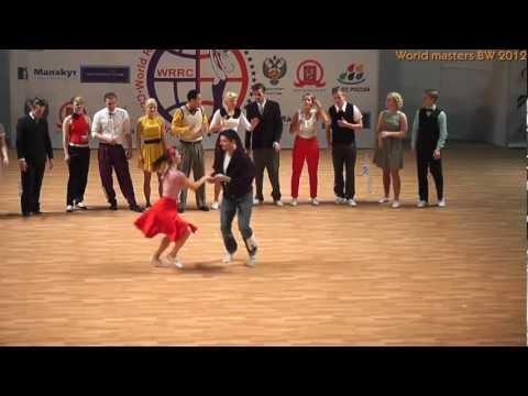 Schnelles Finale - World Master Moskau 2012