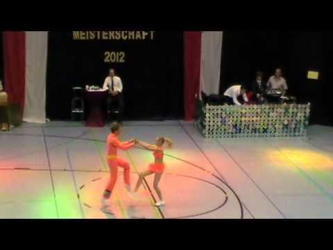 Nadine Mattis & Manuel Faßler - Niederbayerische Meisterschaft 2012