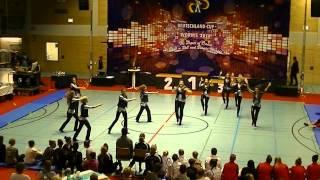 Funky Power - Deutschland-Cup Formationen 2014