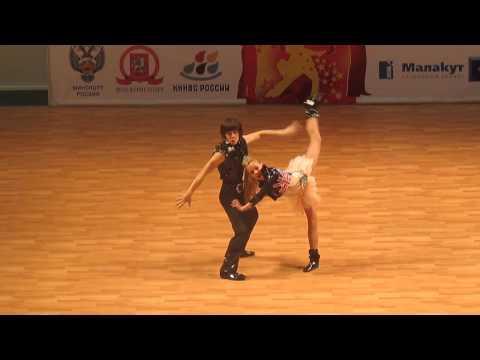 Anastasia Buina & Artmiy Surov - Russische Meisterschaft 2013