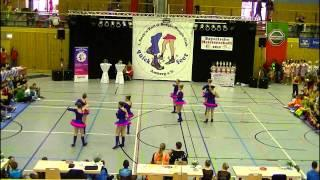 Queens of Rock - Landesmeisterschaft Bayern 2015