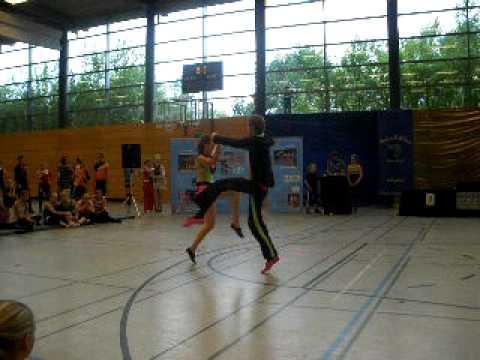 Mareike Dziemba & Eric Hahn - 4.Ecktown-Cup / NorthStar & Nord-Cup 2011