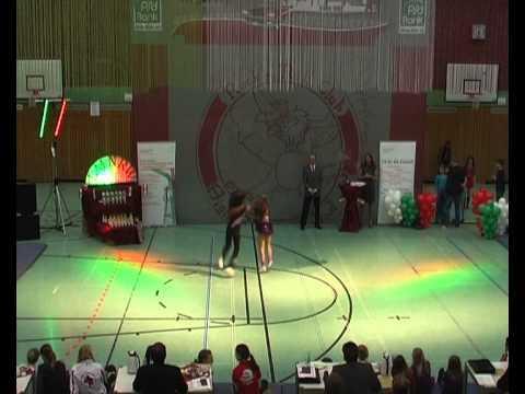 Mariela León Cornejo & Can Kaya - Landesmeisterschaft NRW 2013