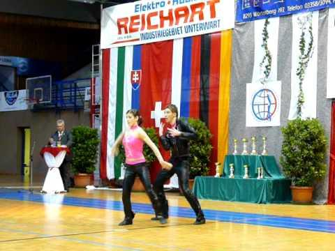 Bettina Berecz & Kristof Csortos - World Cup Oberwart 2007