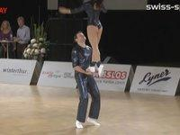 R'n'R Vorrunde Akrobatik, BW Hoffnungsrunde - Weltmeisterschaft 2013