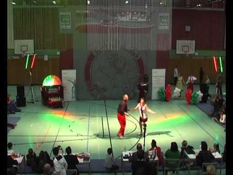 Petra Schubert & Roland Schubert - Landesmeisterschaft NRW 2013