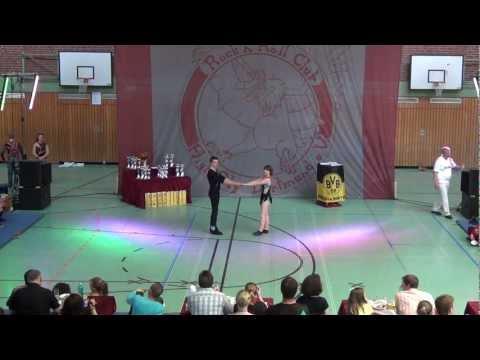 Vanessa Gottschall & Christian Lehr - High Fly Cup 2012