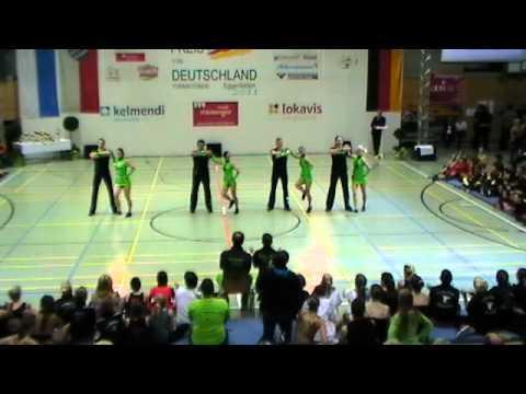 Patchwork Team - Großer Preis von Deutschland Formationen 2011