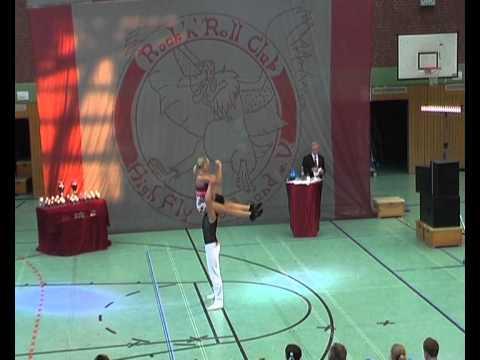 Cyra Hainsch & Stefan Kurzaj - High Fly Cup 2011