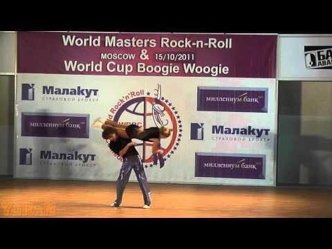 Dmitrij Levko & Margarita Mokhoreva(RUS) - World Masters Moskau 2011