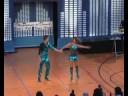 Louisa Lipps & Benjamin Schramm - Süddeutsche Meisterschaft 2008