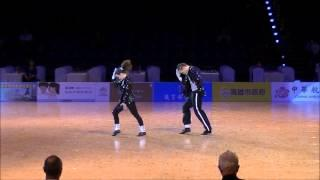 Sonja Durdovicova & Christian Demetrescu - World Dance Sport Games 2013