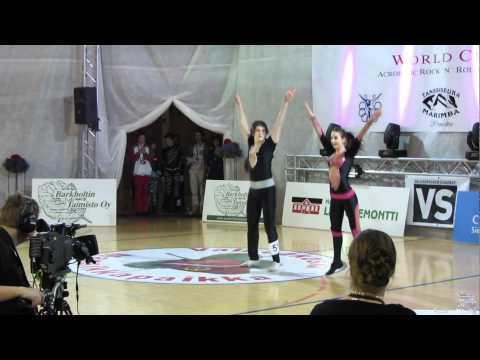 Allexandra Varga & Alex Deli - Europameisterschaft 2012