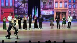 Tatiana Georgiievska & Ivan Katrunov - World Masters Rimini 2015
