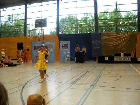 Valeria Lias Marie Kouchen & Lars Dietrich - 4.Ecktown-Cup / NorthStar & Nord-Cup 2011