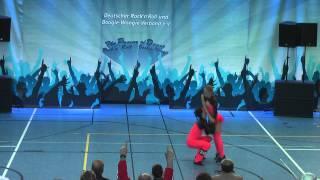 Deborah Werz & Adrian Beck - Hupfadn Turnier 2015