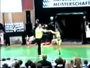 Verena Rau & Marco Luxenhofer - Bayerische Meisterschaft 2004