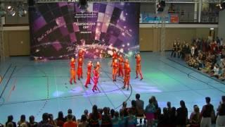 Formation I - Deutschland Cup 2016