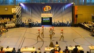 Addicted2Dance - Nordbayerische Meisterschaft 2015