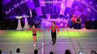 Elisabeth Bertz & Christian Langer - Deutsche Meisterschaft 2019