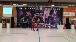 Ekaterina Negoduiko & Ilja Negoduiko - GPvD 2018