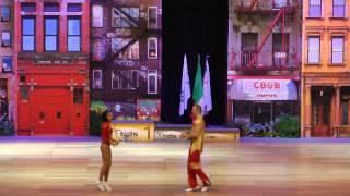 Olga Sbitneva & Ivan Youdin - Europameisterschaft 2015