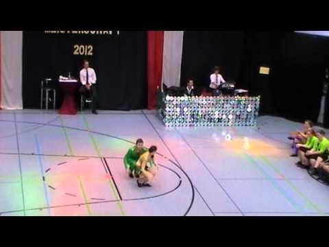 Sabrina Walgenbach & Moritz Schneider - Niederbayerische Meisterschaft 2012