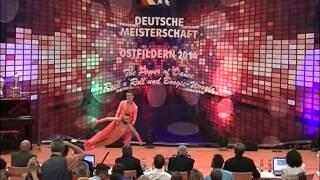 Amila Okanovic & Tim Huber - Deutsche Meisterschaft 2014