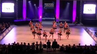 Dance Explosion - Deutsche Meisterschaft 2014
