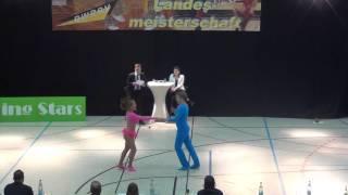 Chiara Pütz & Christopher Pütz - LM Baden-Württemberg & Hessen 2017