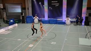 Stine Janshen & Sebastian Mattern - NordCup Flensburg 2019