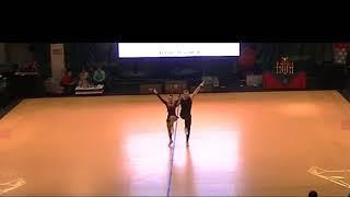 Polina Leonovo & Pavel Zyuzin - World Cup Budapest 2017
