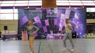 Minne Geladi & Ben Stassen - Saar Kings Cup 2018