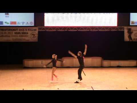 Alexei Panferov & Anna Avdeeva - World Masters Döbeln 2011